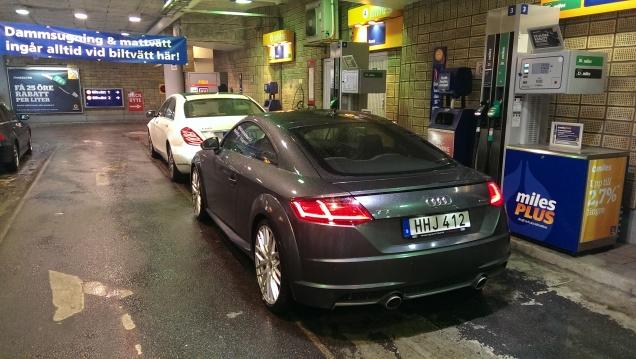 Audi TT:s andra hem